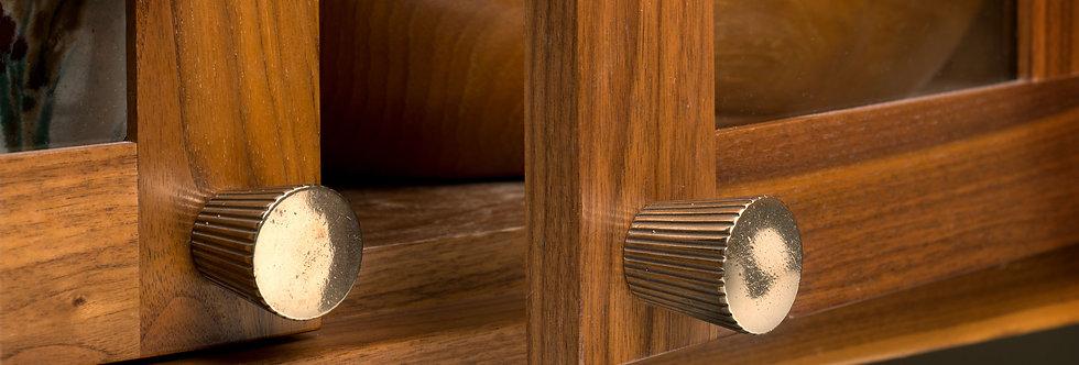 Flute Cabinet Knobs