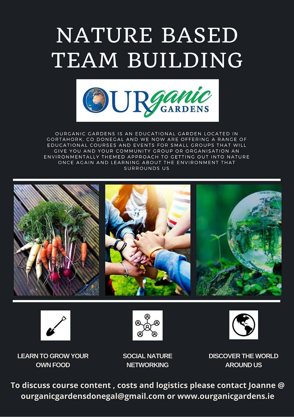 Nature Based Team Building at OURganic Gardens .jpg