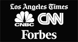 Palari Featured News Sites - LA Times, CNN, CNBC, Forbes