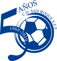 Logo 50 aiversario San Roque.png