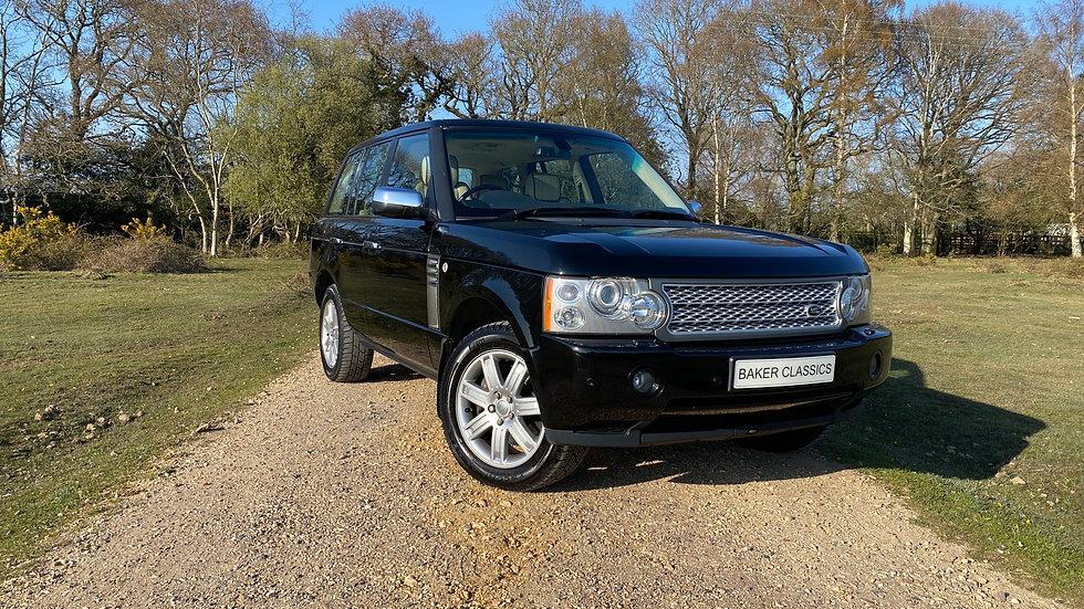 Range Rover 3.6 TDV8 - 2007