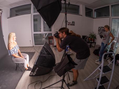 Napredna delavnica studijske fotografije