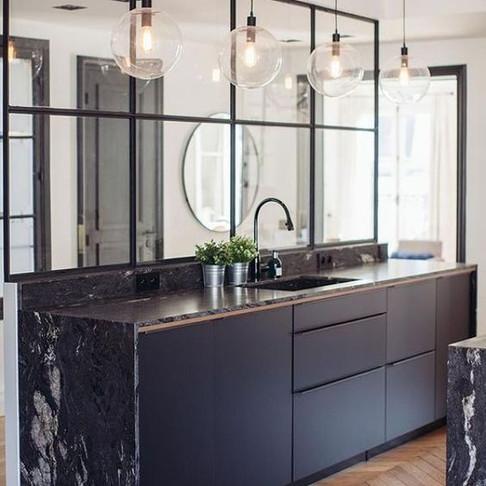 Tendencia 2019: cocinas en negro