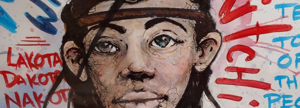 Native American Artist Work