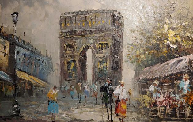 Oil of Paris