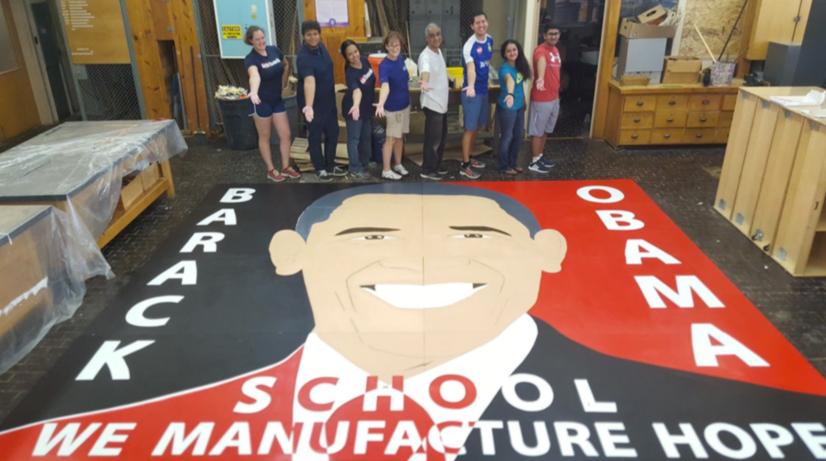 Barack Obama School