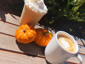Fall has come to the Arts @ Large café!