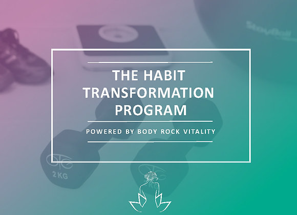 The Habit Transforming Program