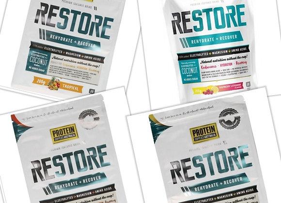 Protein Supplies Aust - Restore Hydration Drink