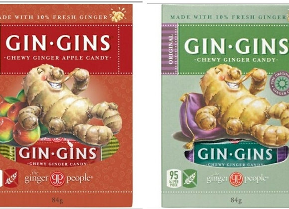 The Ginger People - Gin Gins Ginger Candy