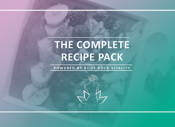 Complete Recipe Collection