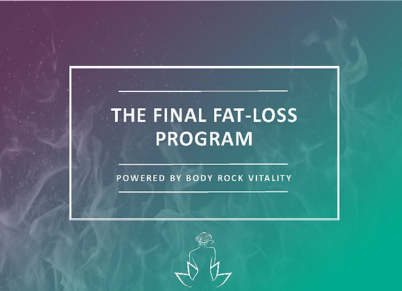 The Final Fat Loss Program