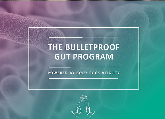 The Bulletproof Gut Program