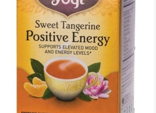 Yogi Tea  - Sweet Tangerine Positive Energy
