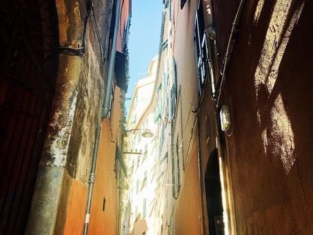 Essere un cane a Genova