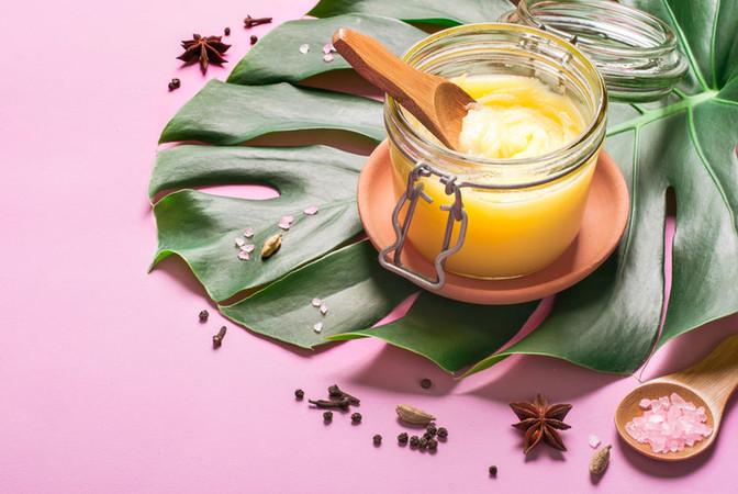 Ghee maslo - zázračný liek na všetko
