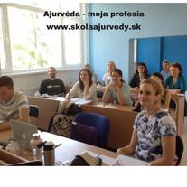 Škola ájurvédy prednáška
