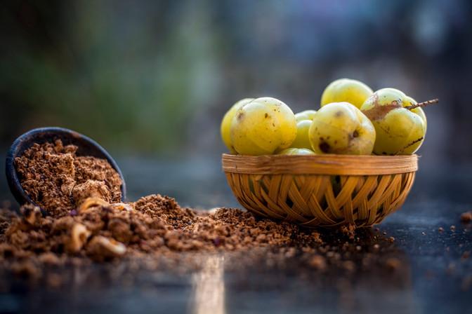 Amalaki - ovocie s množstvom vitamínu C