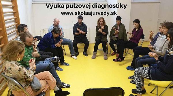 Pulzová diagnostika
