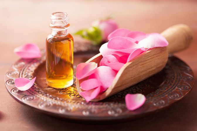 Esenciálne oleje v ajurvéde