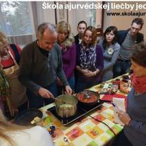 Liečba jedlom - ajurvédske varenie