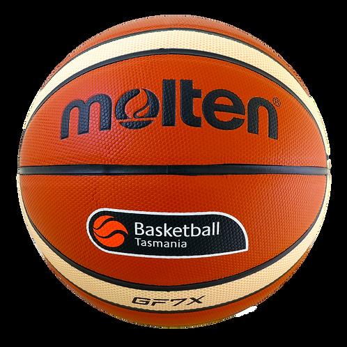 GFX Basketball Tasmania Logo