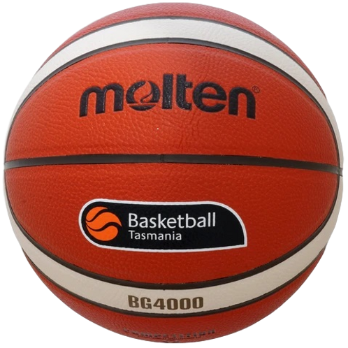 B7G4000 - Size 7 Only Basketball Tasmania Logo