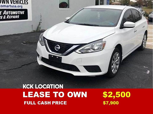 2017 Nissan Sentra - *GAS SAVER* LOW MILEAGE*
