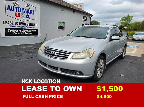 2007 Infiniti M35 (Luxury, Loaded)