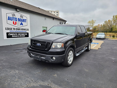 2008 Ford F-150 FX4 - LOADED!