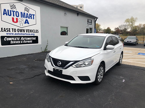 2017 Nissan Sentra - *GAS SAVER* LOW MILEAGE*