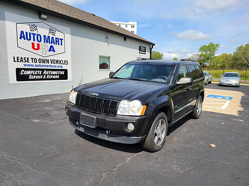 2006 Jeep Grand Cherokee Laredo 65th Anniversary Edition