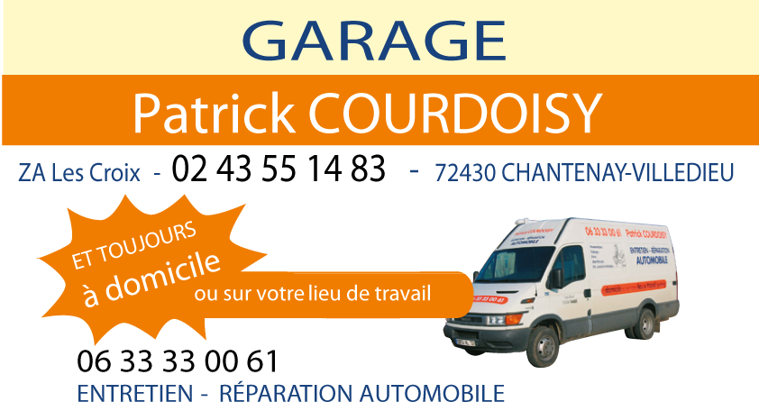 Garage Courdoisy