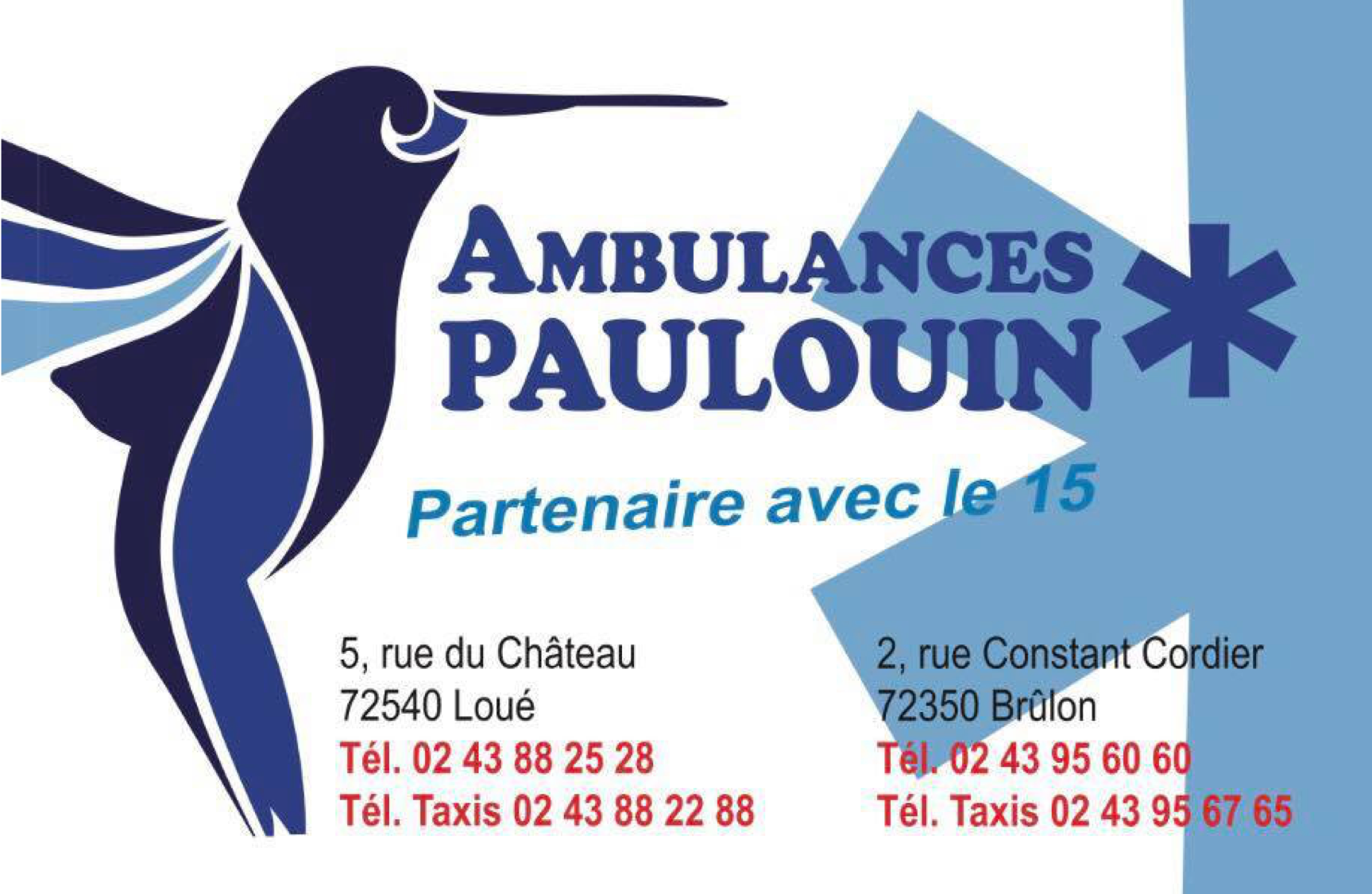 Ambulances Pauloin