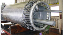 Stainless Steel for high temperature helical coil recuperator