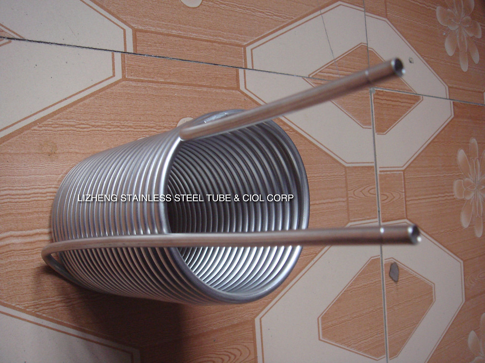 Stainless Steel Heating coil for hight temperature