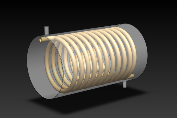Helical Coil Heat Exchangers