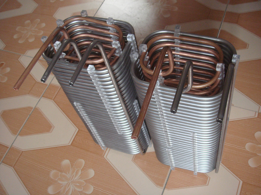 Food grade Stainless steel heat exchange helical coil