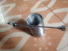 beer cooling coil heat exchanger