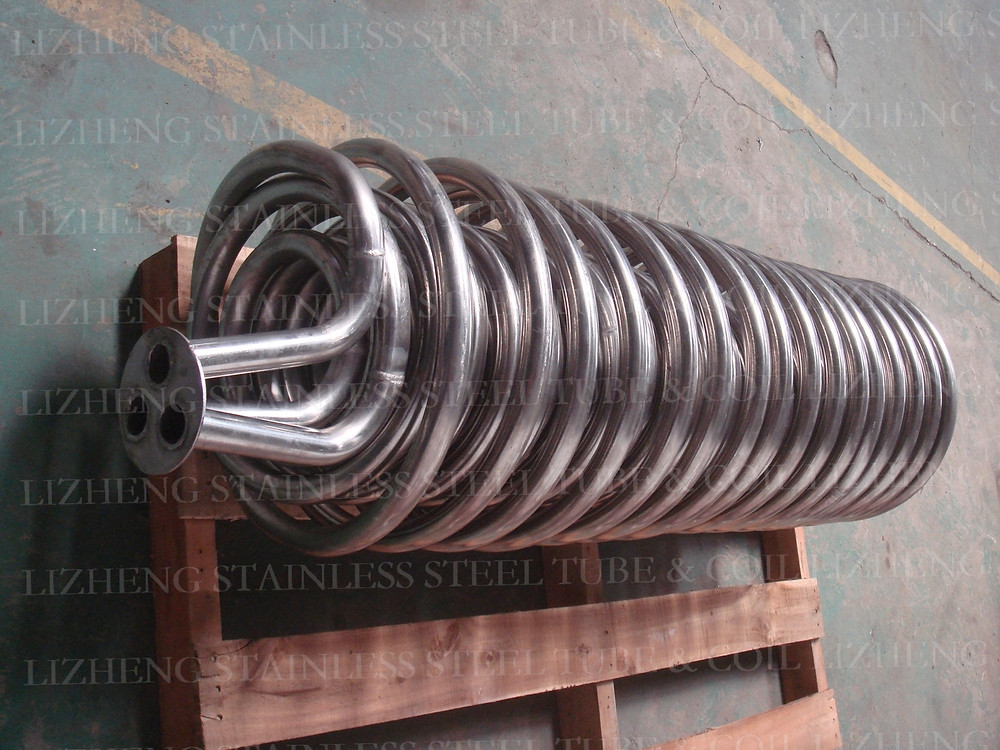 Helical Coiled Heat Exchanger