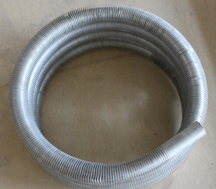 Fin Tube Helical Coil