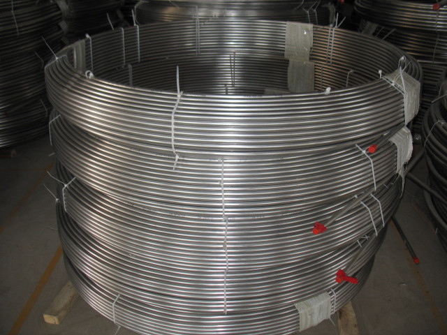 Stainless Steel Tube Coil from Lizheng Stainless Steel Tube & Coil Corp