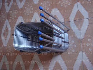 Advatages of our stainless steel tube coil