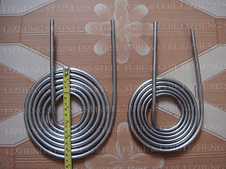 Flat Sprial Coil
