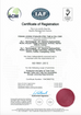 Congratulations to Our Lizheng China facility for achieving ISO 9001:2015 Certification!