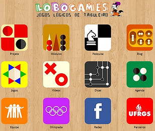 LoBoGames - Jogos Lógicos de Tabuleiro