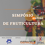 Simpósio Online de Fruticultura