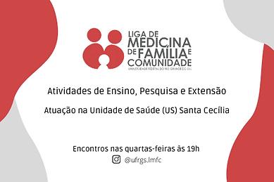 Liga de Medicina de Família e Comunidade – LMFC