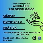 Webinário Agroecológico: Movimento, Ciência e Prática
