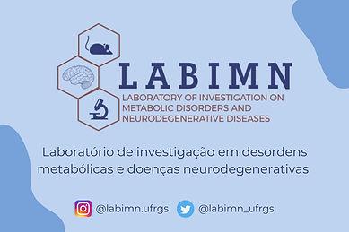 Labimn - Laboratório de investigação em desordens metabólicas e doenças neurodegenerativas